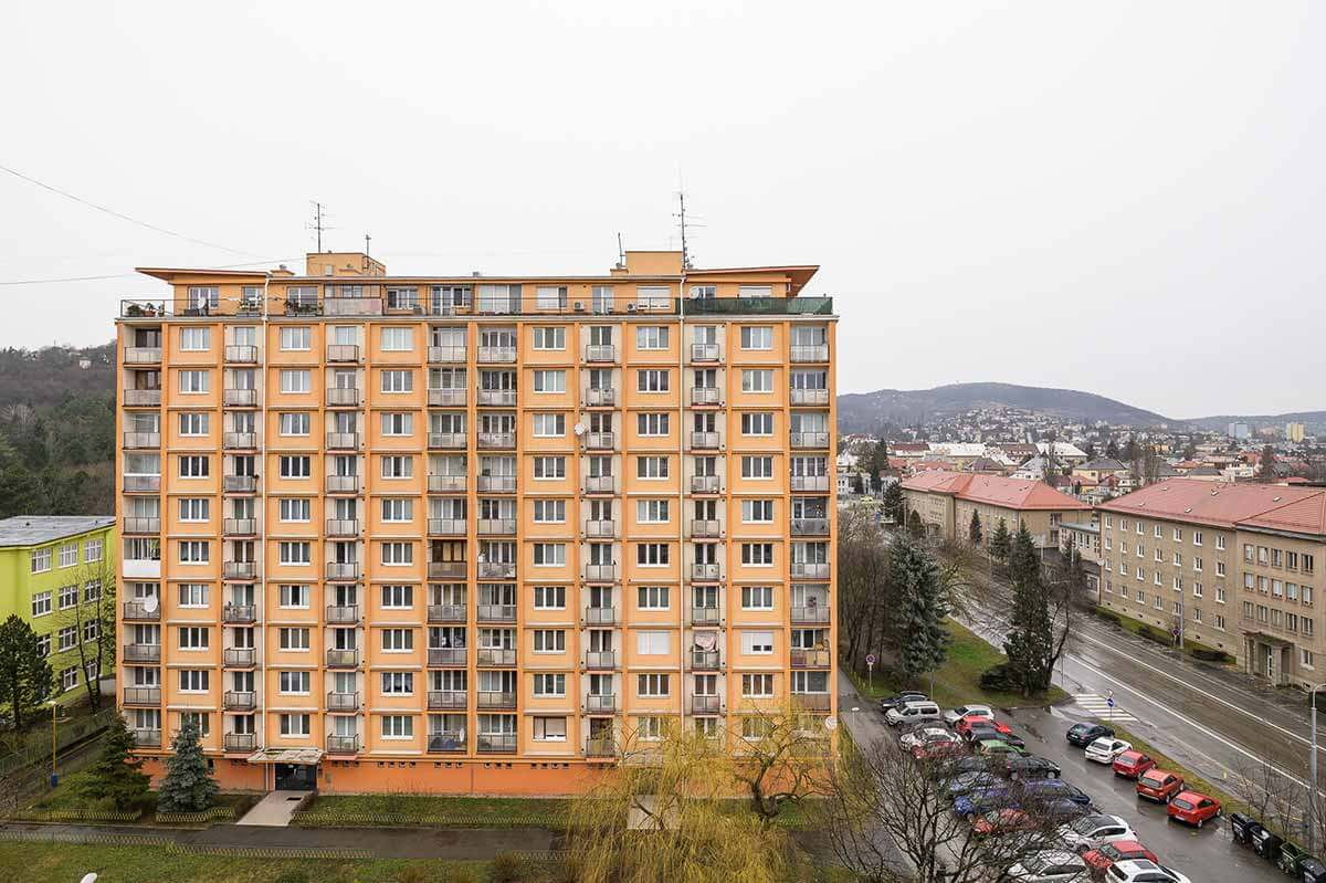 Referenčná fotografia Ulica Boženy Nemcovej, Košice